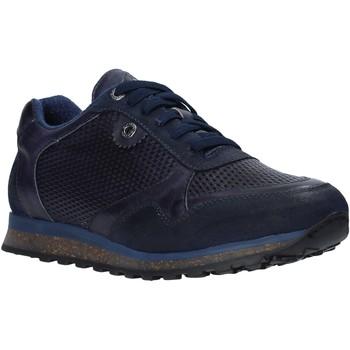 Schoenen Heren Lage sneakers Exton 340 Blauw
