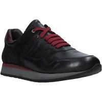 Schoenen Heren Lage sneakers Exton 591 Zwart