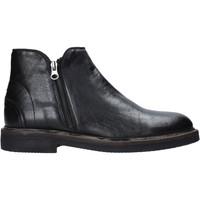 Schoenen Heren Laarzen Exton 851 Zwart