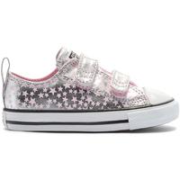 Schoenen Kinderen Lage sneakers Converse 769706C Zilver