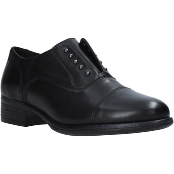 Schoenen Dames Espadrilles IgI&CO 6184300 Zwart