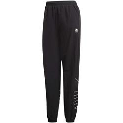 Textiel Dames Trainingsbroeken adidas Originals GD2417 Zwart