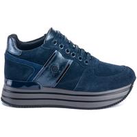 Schoenen Dames Lage sneakers Lumberjack SWA0312 001 Y84 Blauw