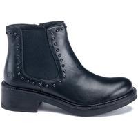 Schoenen Dames Laarzen Lumberjack SW99303 001 B01 Zwart
