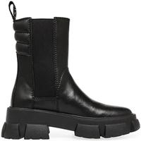 Schoenen Dames Laarzen Steve Madden SMSTRANSAM-BLK Zwart