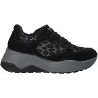 Schoenen Dames Lage sneakers IgI&CO 6168355 Zwart