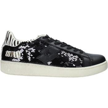 Schoenen Dames Lage sneakers Lotto 215168 Zwart
