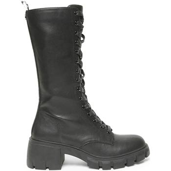 Schoenen Dames Laarzen Steve Madden SMSHUMOR-BLK Zwart