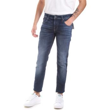 Textiel Heren Skinny jeans Antony Morato MMDT00241 FA750240 Blauw