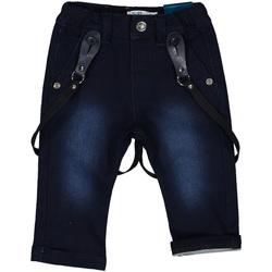 Textiel Meisjes Skinny jeans Melby 20F0220 Blauw
