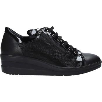 Schoenen Dames Lage sneakers Enval 6277800 Zwart