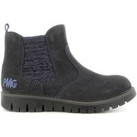 Schoenen Kinderen Laarzen Primigi 6364400 Blauw