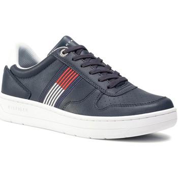Schoenen Heren Lage sneakers Tommy Hilfiger FM0FM02843 Blauw