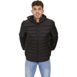 Textiel Heren Dons gevoerde jassen Navigare NV67073 Zwart