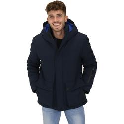 Textiel Heren Parka jassen Invicta 4431701/U Blauw