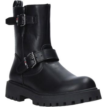 Schoenen Meisjes Laarzen Tommy Hilfiger T3A5-30855-0193999 Zwart