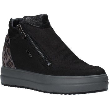 Schoenen Dames Laarzen IgI&CO 6155766 Zwart