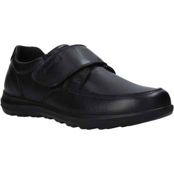 Schoenen Heren Derby Enval 6216300 Zwart