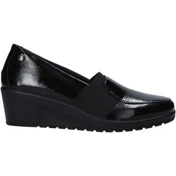 Schoenen Dames Mocassins Enval 6273511 Zwart