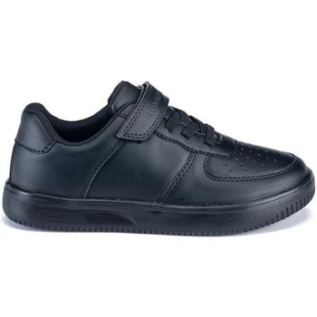 Schoenen Kinderen Lage sneakers Lumberjack SB70411 004 S01 Zwart