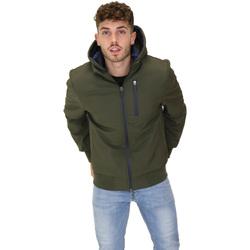 Textiel Heren Jacks / Blazers Invicta 4431707/U Groen