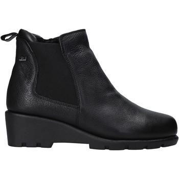 Schoenen Dames Laarzen Valleverde 36184 Zwart