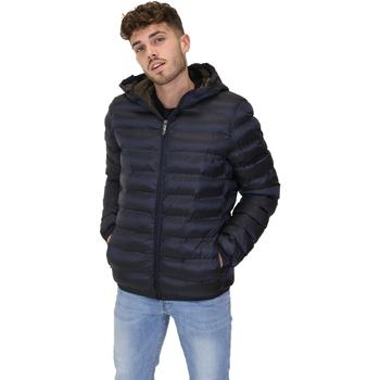 Textiel Heren Dons gevoerde jassen Invicta 4431699/U Blauw