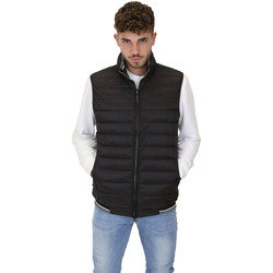 Textiel Heren Dons gevoerde jassen Navigare NV66017 Zwart