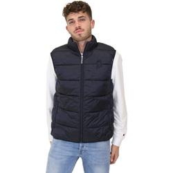 Textiel Heren Vesten / Cardigans Invicta 4437177/U Blauw