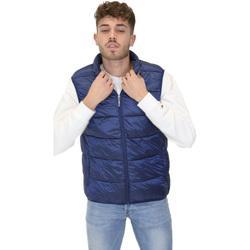 Textiel Heren Dons gevoerde jassen Invicta 4437177/U Blauw