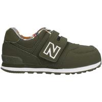Schoenen Kinderen Lage sneakers New Balance NBIV574GYL Groen