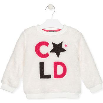 Textiel Kinderen Sweaters / Sweatshirts Losan 026-6028AL Wit