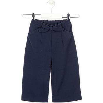 Textiel Meisjes Losse broeken / Harembroeken Losan 026-6793AL Blauw