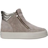 Schoenen Dames Hoge sneakers Lumberjack SWA0805 002 O24 Grijs