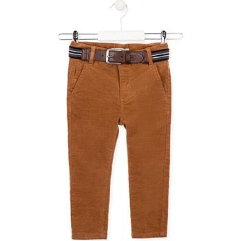 Textiel Kinderen Broeken / Pantalons Losan 025-9791AL Rood