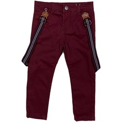 Textiel Kinderen Chino's Losan 025-9790AL Rood