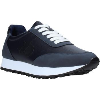 Schoenen Heren Lage sneakers Rocco Barocco RB-HUGO-1901 Blauw