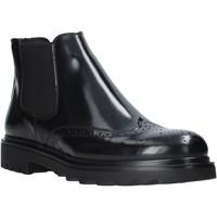Schoenen Heren Laarzen Exton 607 Zwart
