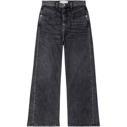 Textiel Dames Bootcut jeans Calvin Klein Jeans J20J214004 Zwart
