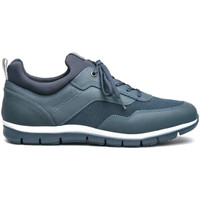 Schoenen Heren Lage sneakers NeroGiardini I001701U Blauw