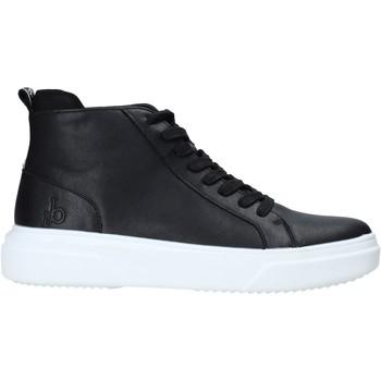 Schoenen Heren Hoge sneakers Rocco Barocco RB-HOWIE-1401 Zwart