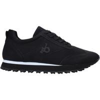 Schoenen Heren Lage sneakers Rocco Barocco RB-HUGO-1701 Zwart