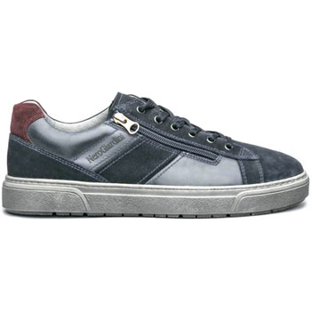 Schoenen Heren Lage sneakers NeroGiardini I001750U Blauw