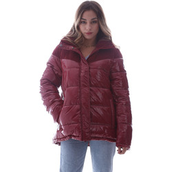 Textiel Dames Dons gevoerde jassen Invicta 4432435/D Rood