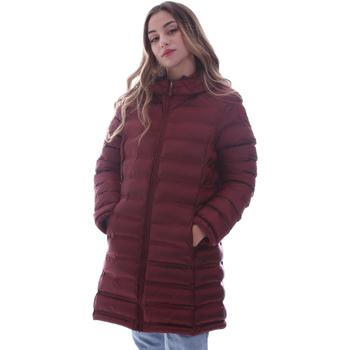 Textiel Dames Dons gevoerde jassen Invicta 4432425/D Rood