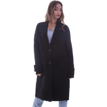 Textiel Dames Mantel jassen Calvin Klein Jeans K20K202323 Zwart