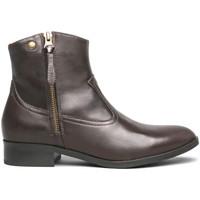 Schoenen Dames Laarzen NeroGiardini I013060D Bruin