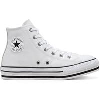 Schoenen Kinderen Hoge sneakers Converse 666392C Wit