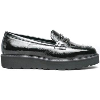 Schoenen Dames Mocassins NeroGiardini I013143D Zwart