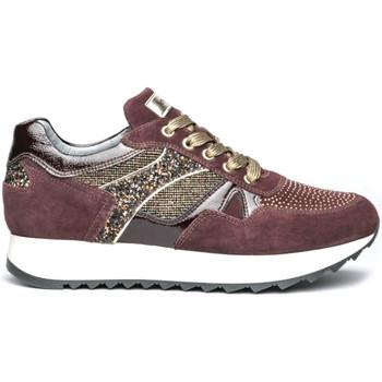 Schoenen Dames Lage sneakers NeroGiardini I013191D Rood